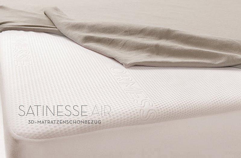 Topper-Schonbezug Satinesse Air La Piccola, Formesse